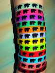 Silicone Bear Braclets